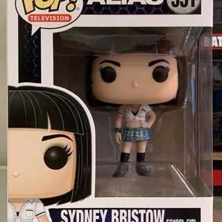 Funko Pop Vinyl #531 Alias - Sydney Bristow (School girl)