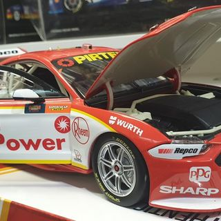 Ford Mustang 2019 Bathurst Winner Scott McLaughlin & Alex Premat DJR Team Penske 1/18