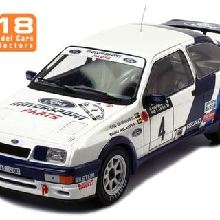 1/18 Ford Sierra Cosworth RS 1988 Rally Finland Stig Blomqvist IXO