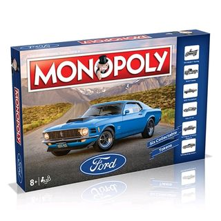 Monopoly Ford Edition