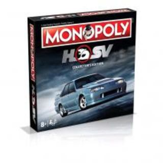 Monopoly HSV Holden Special Vehicles Edition