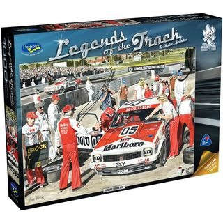 Holdson Puzzle - LEGENDS OF THE TRACK 1000PC (THE MASTERS APPRENTICE) Peter Brock Holden Torana
