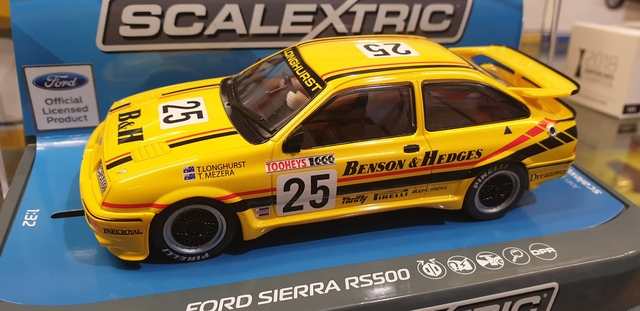 Scalextric 1/32 DPR Ford Sierra Cosworth RS500 1988 Bathurst Winner