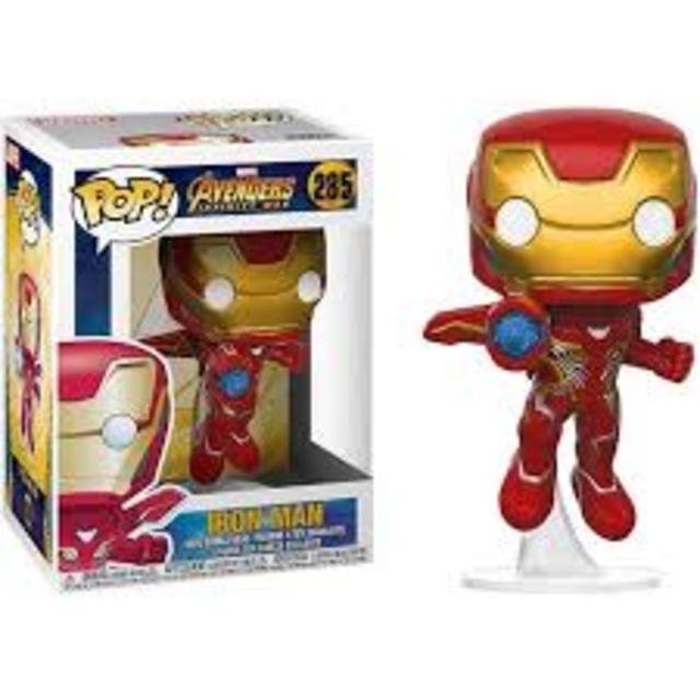 Funko Pop Vinyl #285 Marvel - Iron Man