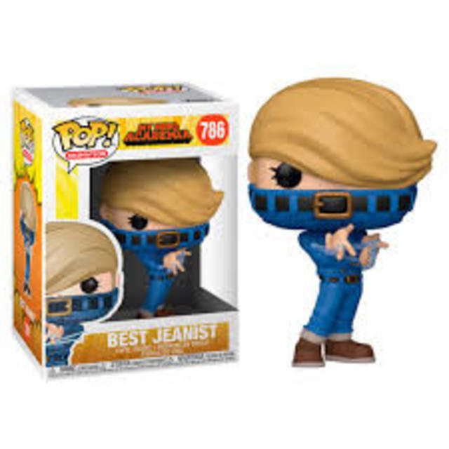 Funko Pop Vinyl: #786 My Hero Academia - Best Jeanist