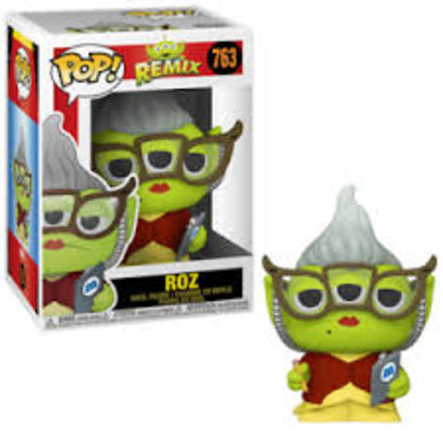 Funko Pop Vinyl: #763 Alien Remix - Roz