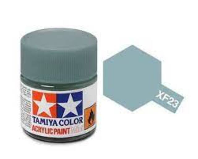Tamiya Paint Acrylic Light Blue - XF23